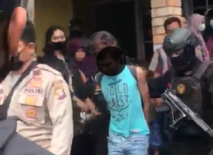 Seorang Anak Tega Bunuh Ayah Di Singkawang