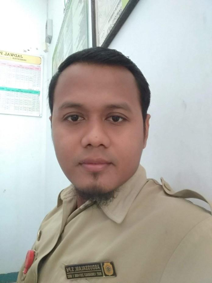 Abdussalam S.Pd, guru SD Negeri Baturejo 01, Kecamatan Sukolilo, Kabupaten Pati.