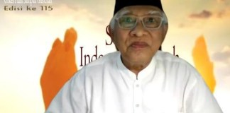Gus Mus di Suluk Maleman