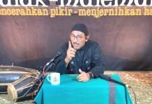 """Anis Sholeh Baasyin dalam Ngaji NgAllah Suluk Maleman edisi ke-117 dengan tema """"Pungguk Merindukan Bulan"""""""