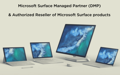 5NINES is an Authorized Microsoft Surface Device Reseller