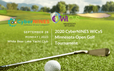 2020 CyberNINES WiCyS Minnesota Open Golf Tournament
