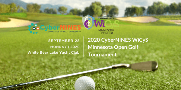 2020 CyberNINES WiCyS Minnesota Open Golf Tournament