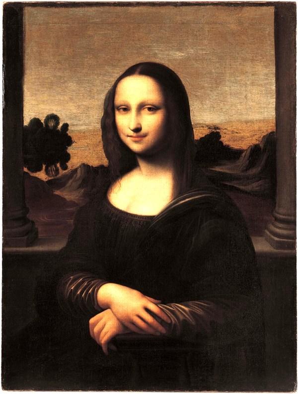 Isleworth Mona Lisa Society X
