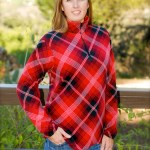 Small Solid 5 out of 4 Patterns Women's Ascent Pullover