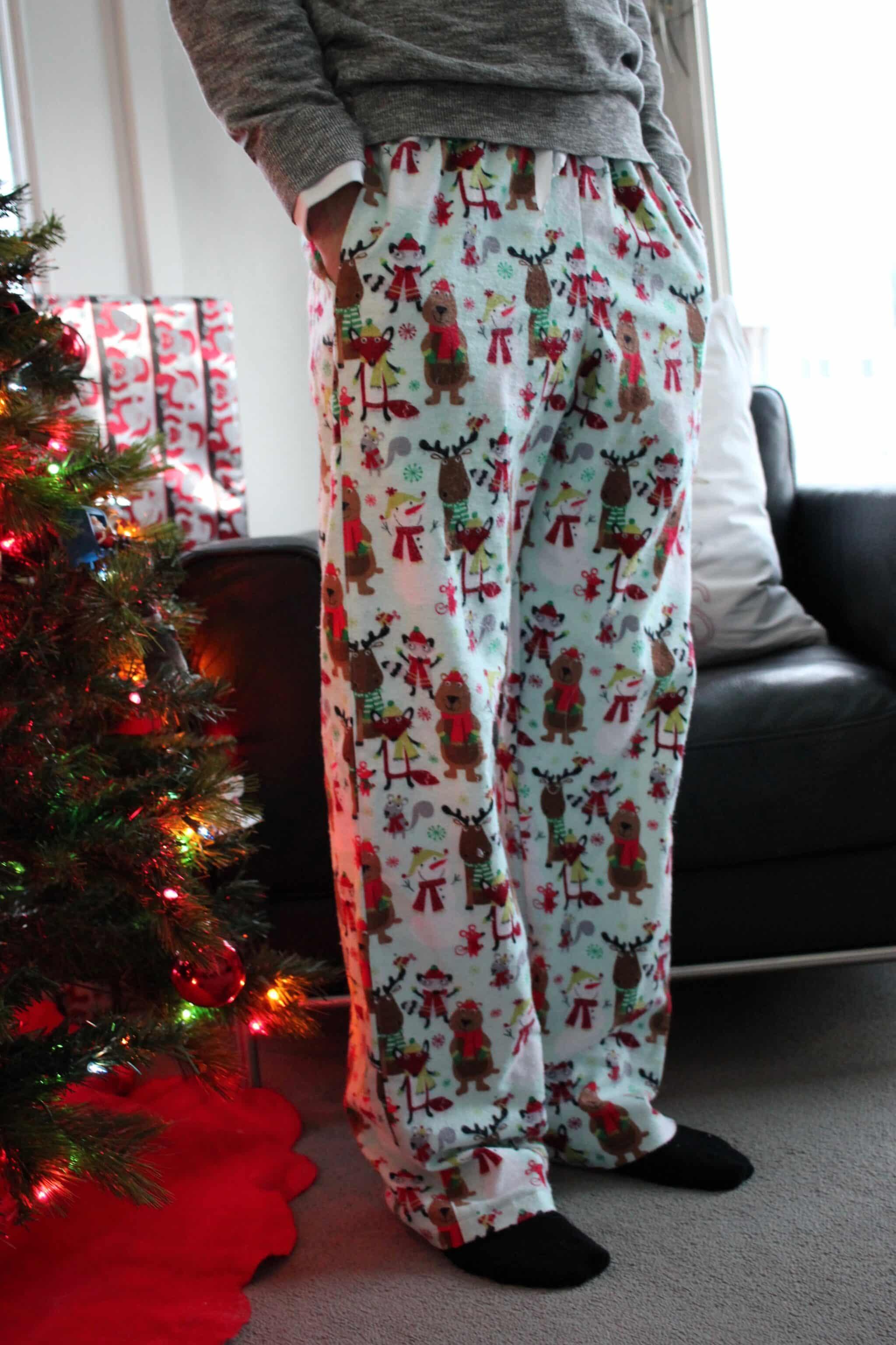 Family Christmas Pajama Pants