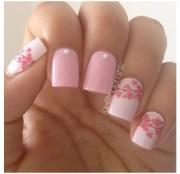 manicure mondays fun spring nail