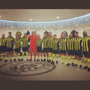Man City 99 Reunion