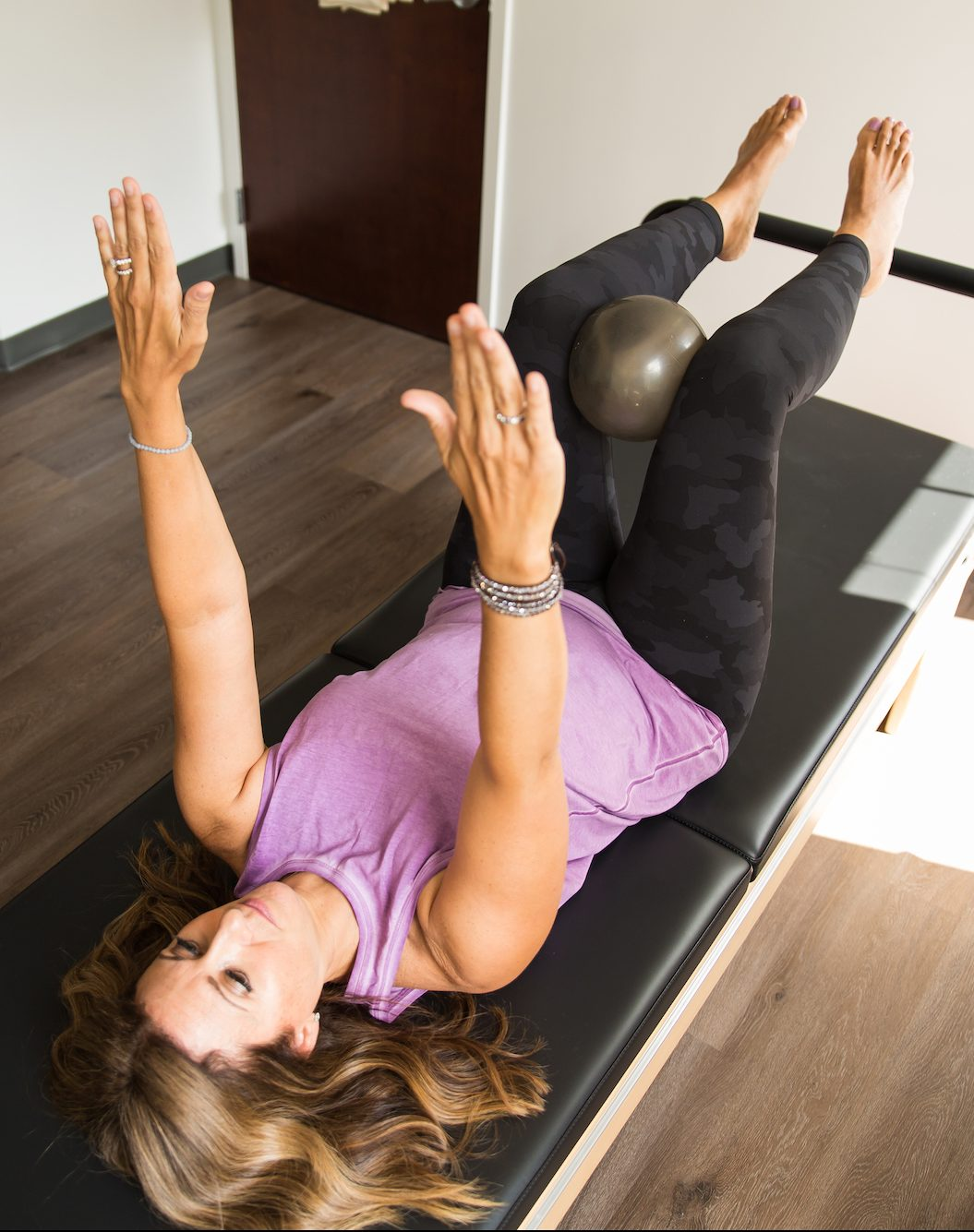 Stacey on reformer