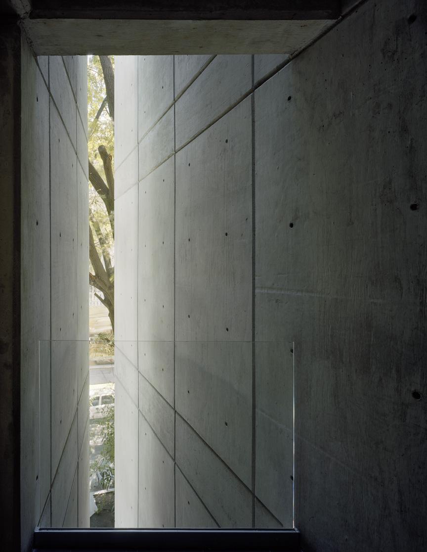 Vivienda colectiva tem stocles 12 jsa house 39 s blog - Materiales para fachadas modernas ...
