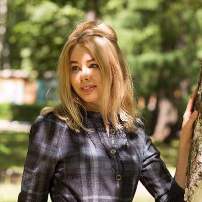 Елена Латушкина