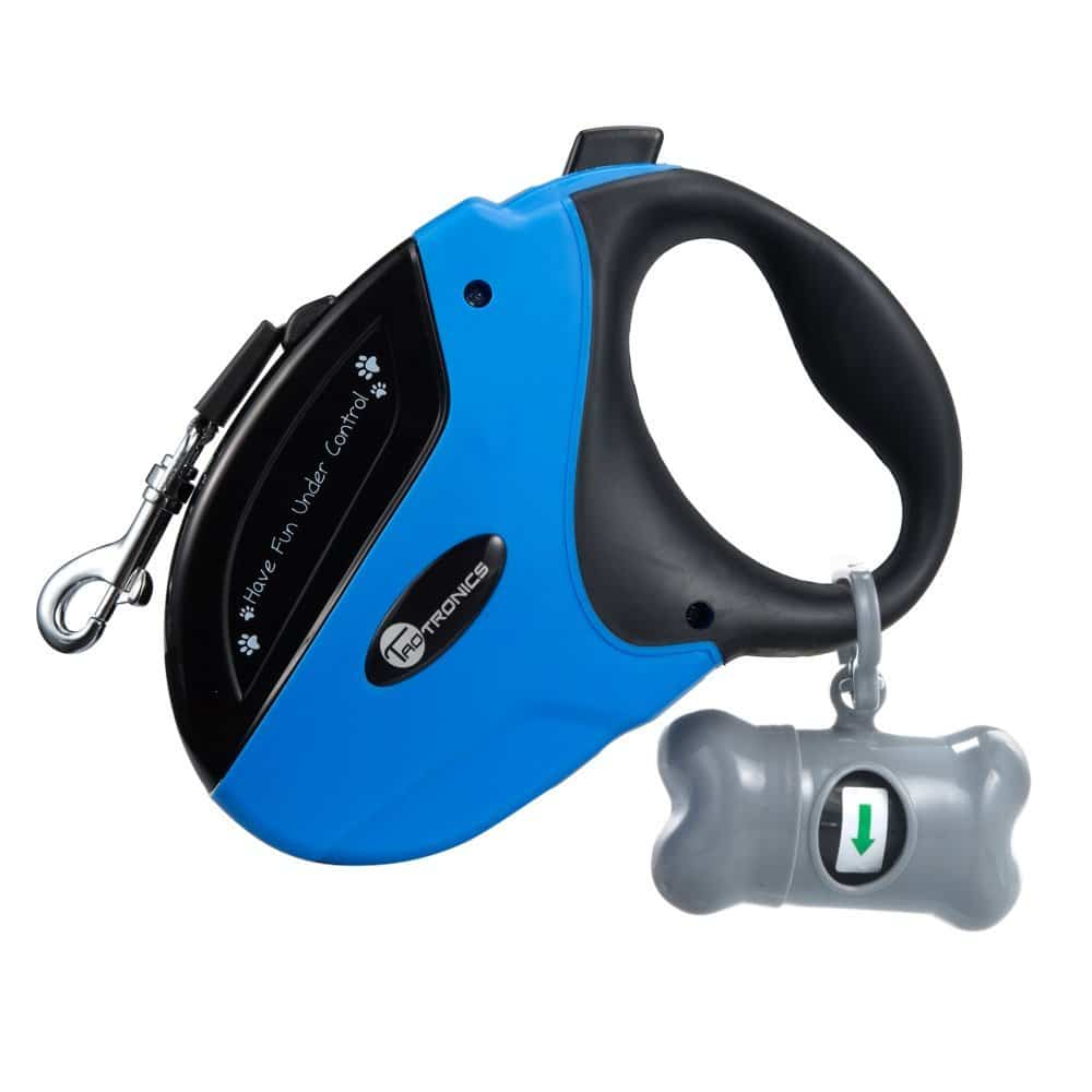 Top 10 Best Retractable Dog Leashes 2018 Reviews