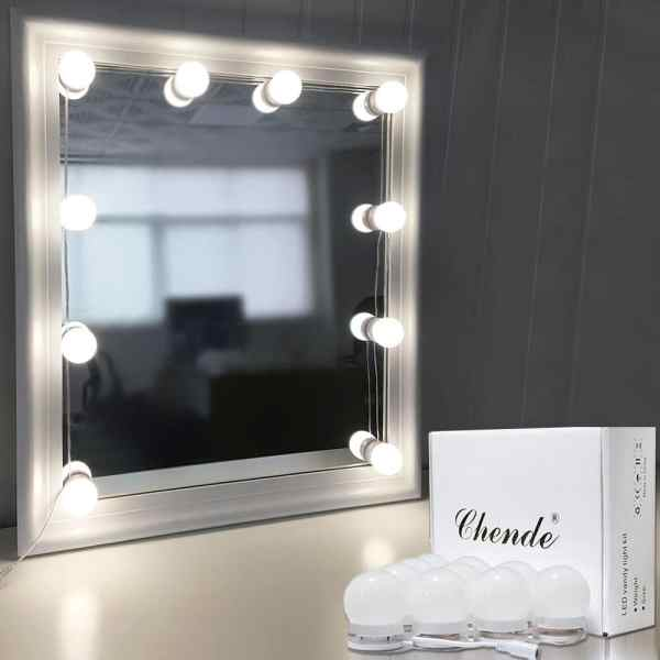 Vanity Make Mirrors With Lights March