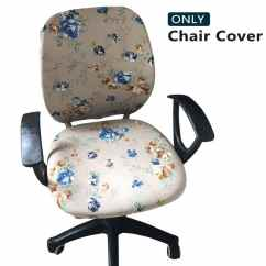 Desk Chair Cover Grey And A Half Best Office Covers Review December 2018 Complete Guide Meloshow Computer