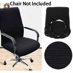 Desk Chair Cover Fancy Office Best Covers Review December 2018 A Complete Guide Btsky Computer Stretchy