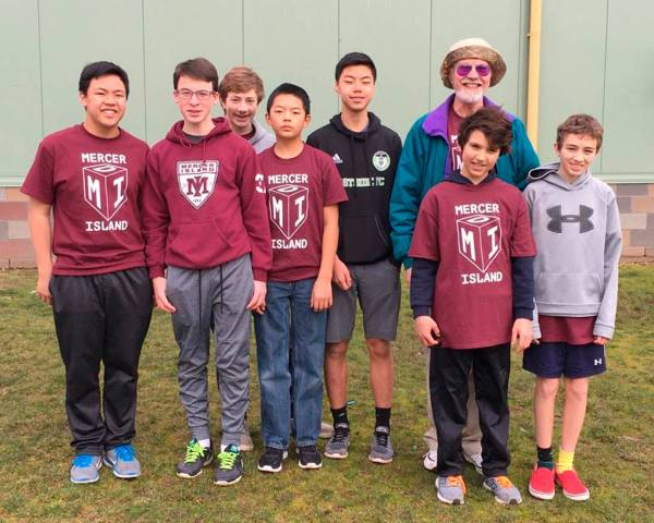 Nine Mercer Island Teams Qualify Destination