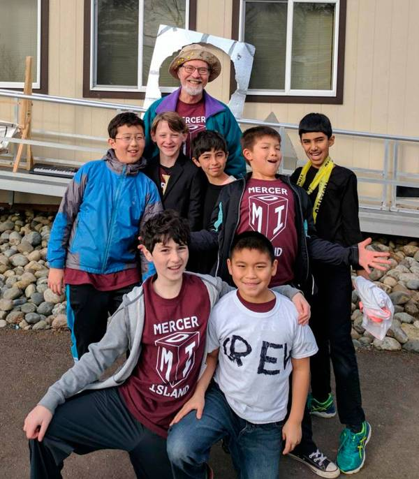 Nine Mercer Island Teams Qualify Destination Imagination State Tournament