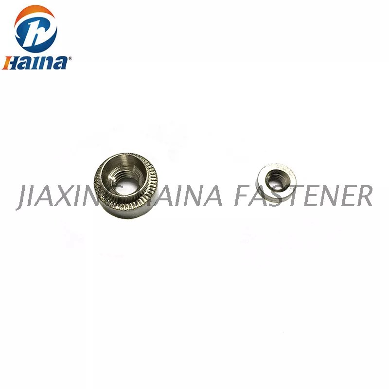 DIN6923 SS304 A2-70 Stainless Steel Hex Flange Nuts With
