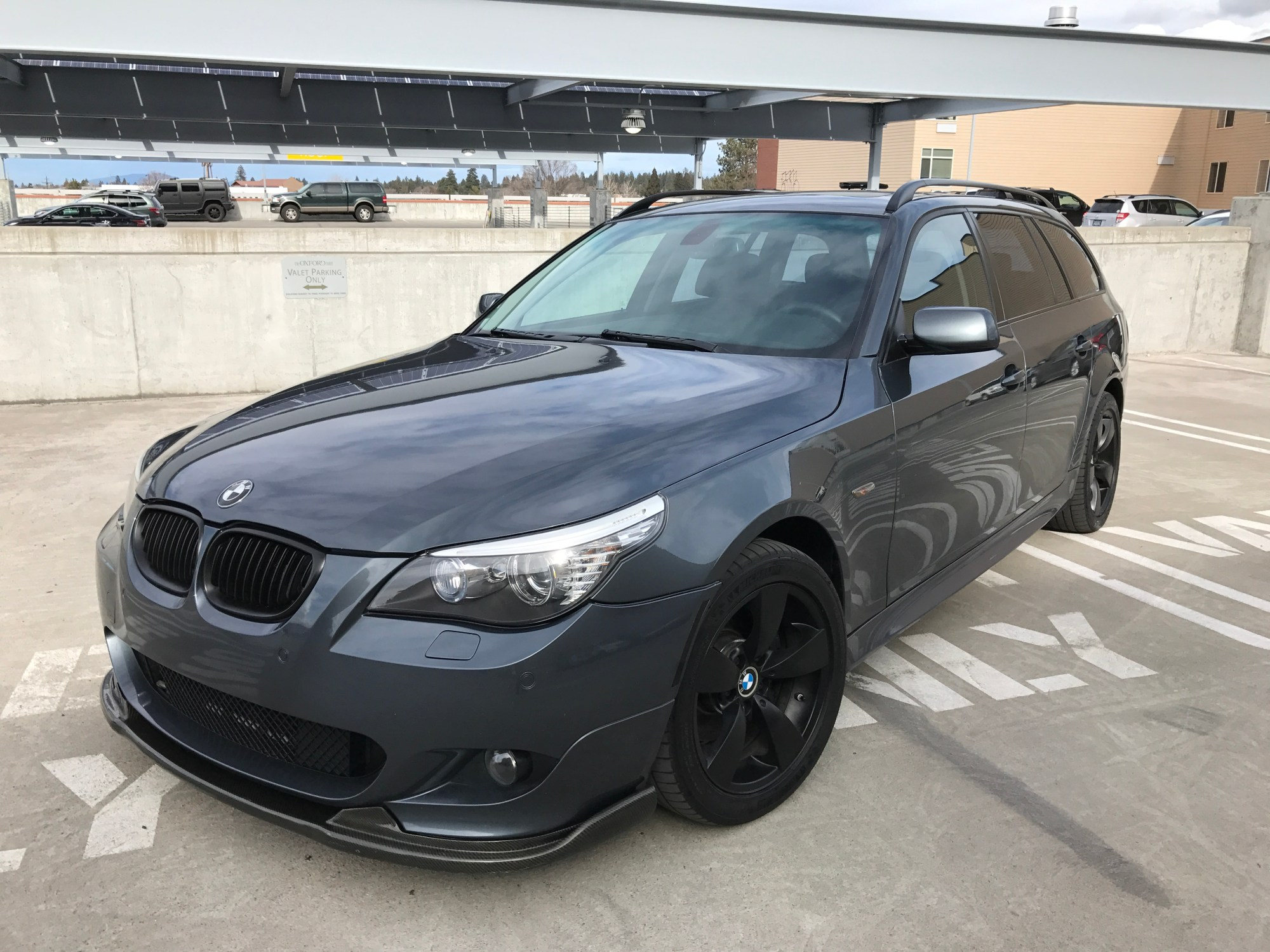 hight resolution of 151339d1491938092 2008 bmw 535xi m sport awd wagon grey e61 img 8656