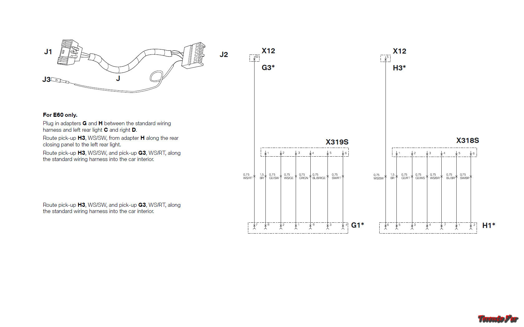 E70 Radio Wiring Auto Electrical Diagram E36 Pdc Bmw Towbar