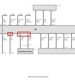 diy electric sunblind retrofit pre lci page 2 5series bmw e60 headlight wiring diagram bmw e60 [ 1453 x 839 Pixel ]