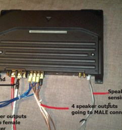 adding an amp to logic 7 via bruce 39 s method img00015 20090517 1539  [ 1024 x 768 Pixel ]