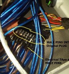 adding an amp to logic 7 via bruce 39 s method img00062 20090522 1843  [ 1024 x 768 Pixel ]
