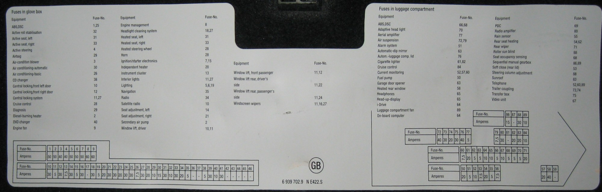 hight resolution of bmw 525i fuse box locations