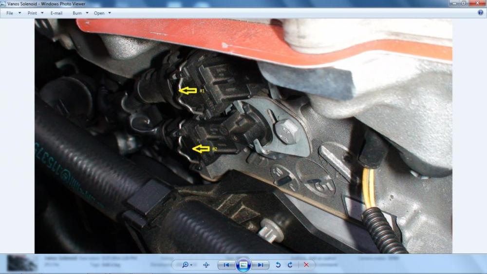 medium resolution of dear 2006 bmw 530i n52 owners vanos solenoids jpg