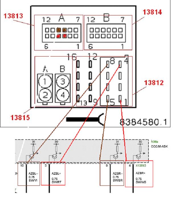 bmw e60 ccc wiring diagram obd0 to obd1 vtec cic retrofit installation log - page 30 5series.net forums