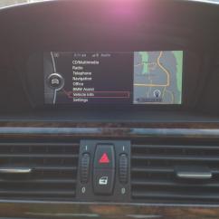 Bmw E60 Ccc Wiring Diagram Suzuki Eiger 400 E9x Oem Cic Navigation System Retrofit Autos Post