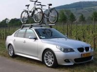factory roof-rack on my E60 installed - 5Series.net - Forums