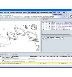 pre 09 05 m5 mirror wiring diagrams mirrorhousing normal jpg [ 1255 x 970 Pixel ]
