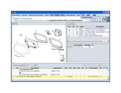 small resolution of pre 09 05 m5 mirror wiring diagrams mirrorhousing normal jpg