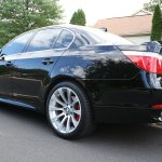 19 Inch Wheels From E63 Stock Or E60 M5 On E61 5series Net Forums