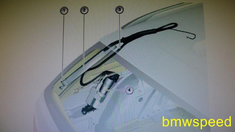 Bmw Trunk Wiring
