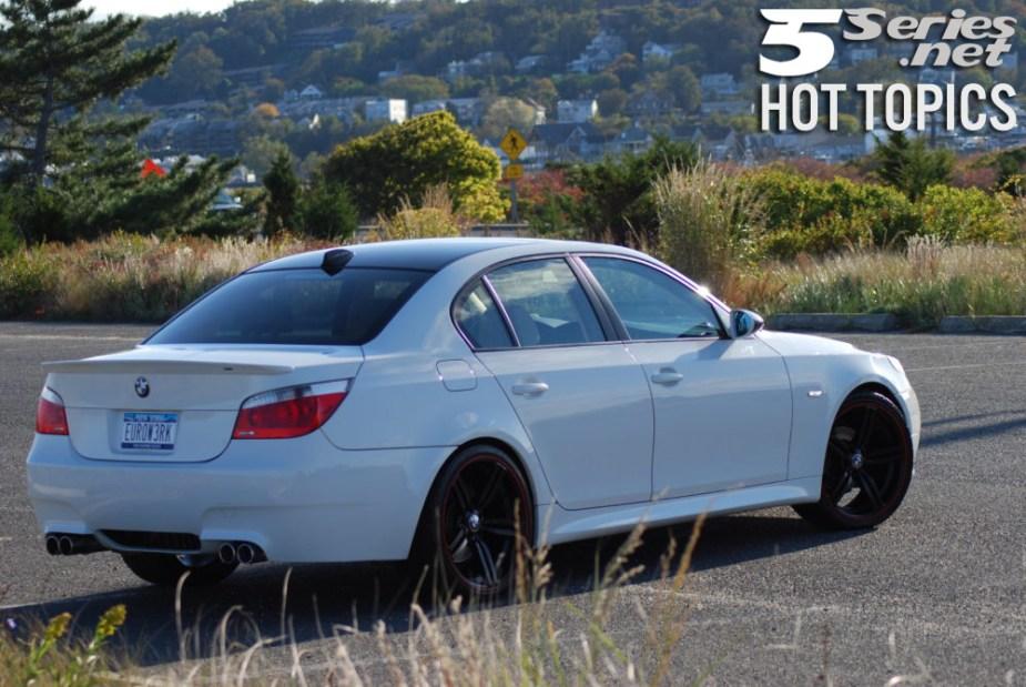 BMW E60 5 Series