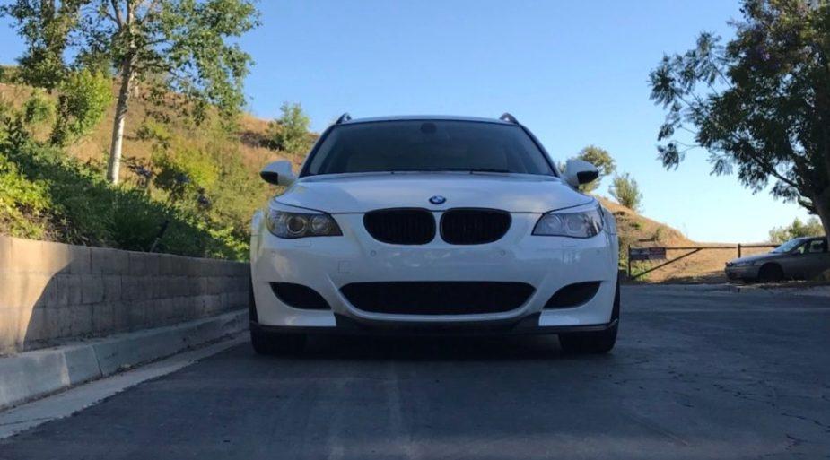 E61 BMW