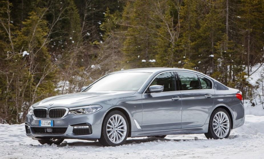 5Series.net - 2018 BMW 540d xDrive