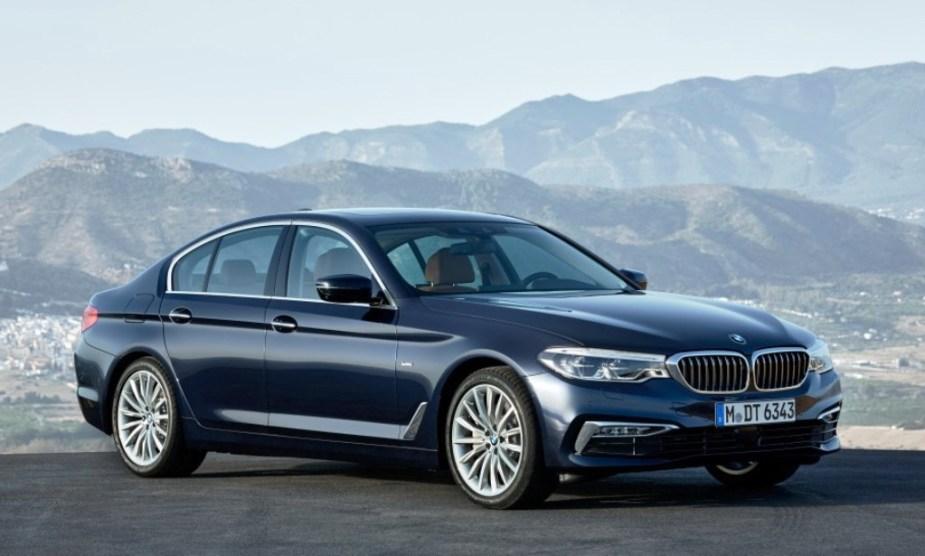 5Series.net - 2018 BMW 540d USA