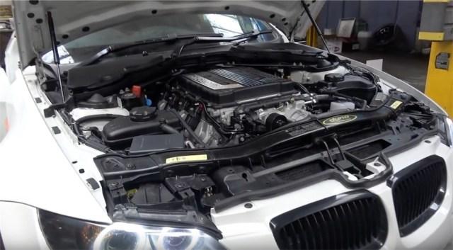 LT4 V8 in a BMW