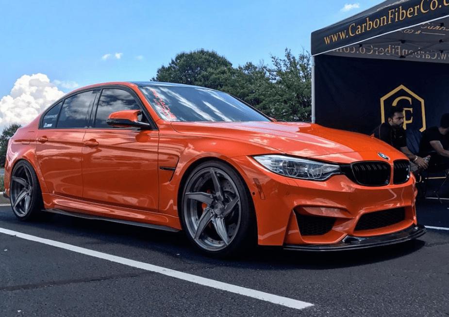 Halloween BMW M3