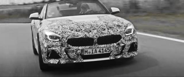 BMW's new Z4