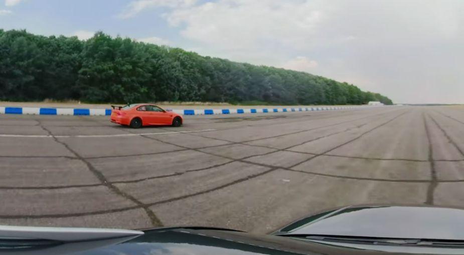 E92 M3 GTS v RS4 B7