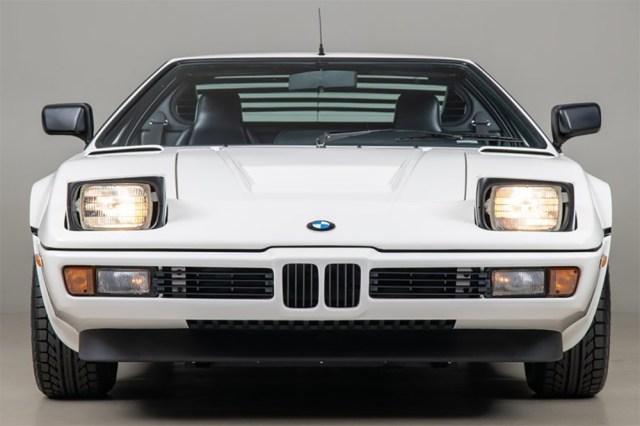 BMW M1 Headlights
