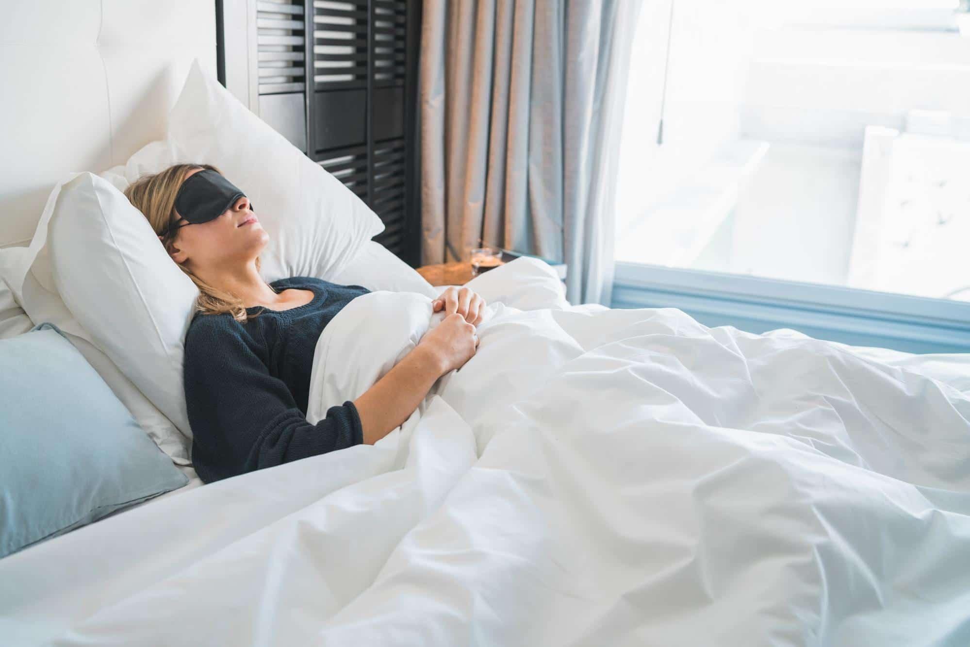 Советы как быстро уснуть