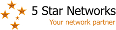 5 Star Networks Pty Ltd Logo