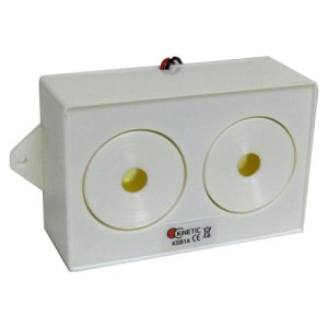 Burglar Alarm Kinetic Sound Bomb KSB1 Twin piezo