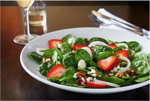 salads at 5 star burgers