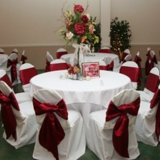 wedding chair covers mansfield folding bar stool chairs linens archives party and rentals for denton north with sashes